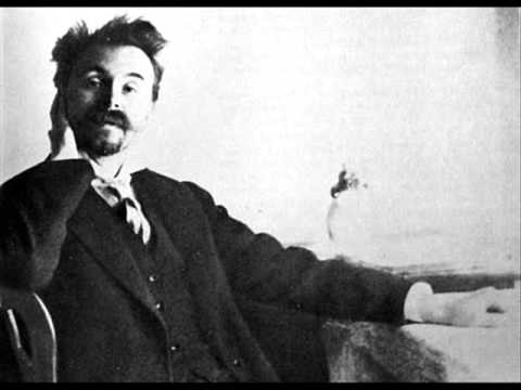 Vladimir Sofronitsky plays Scriabin Sonata No. 5 Op. 53