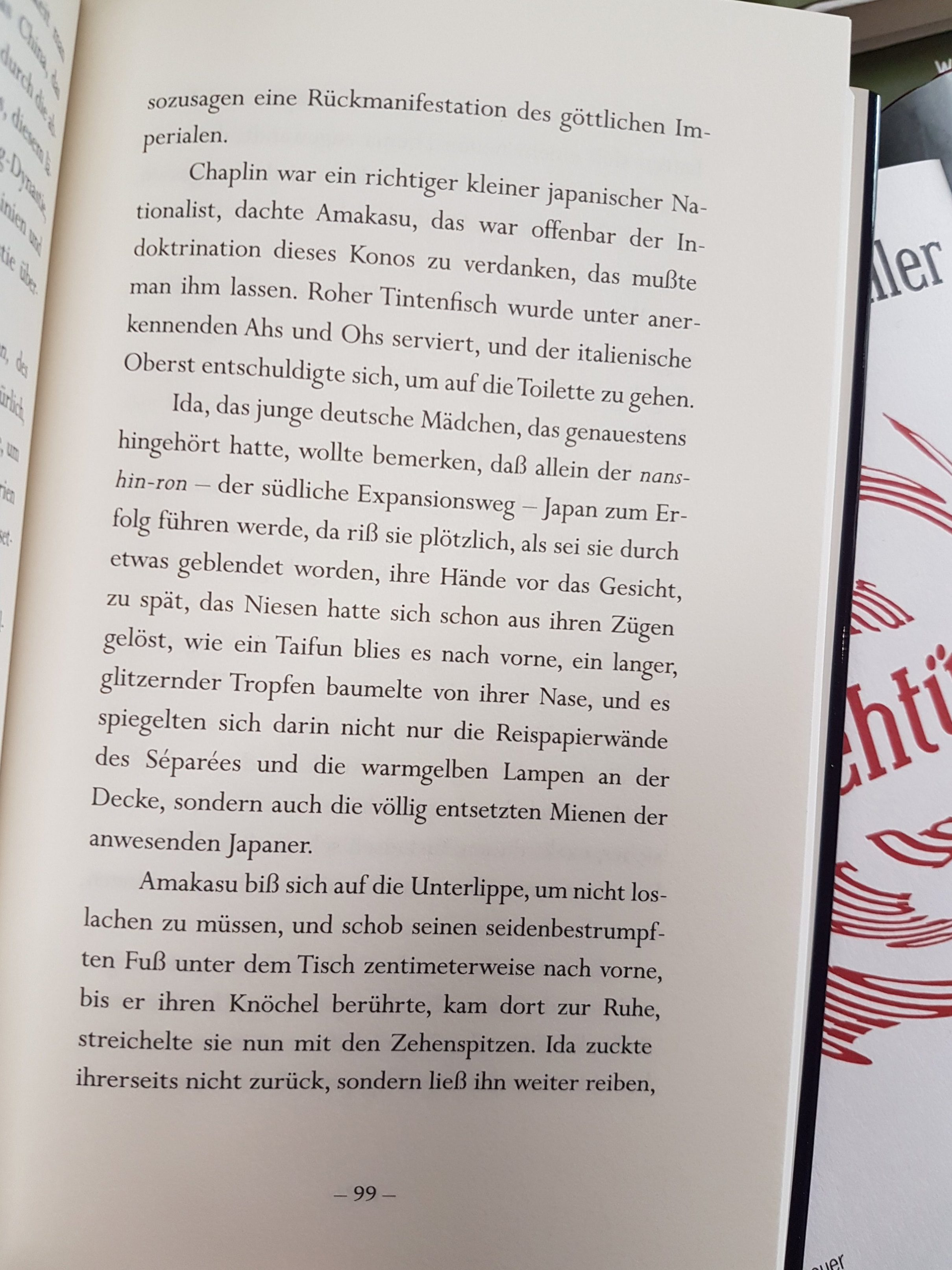 Page 99 Test Christian Kracht Tell